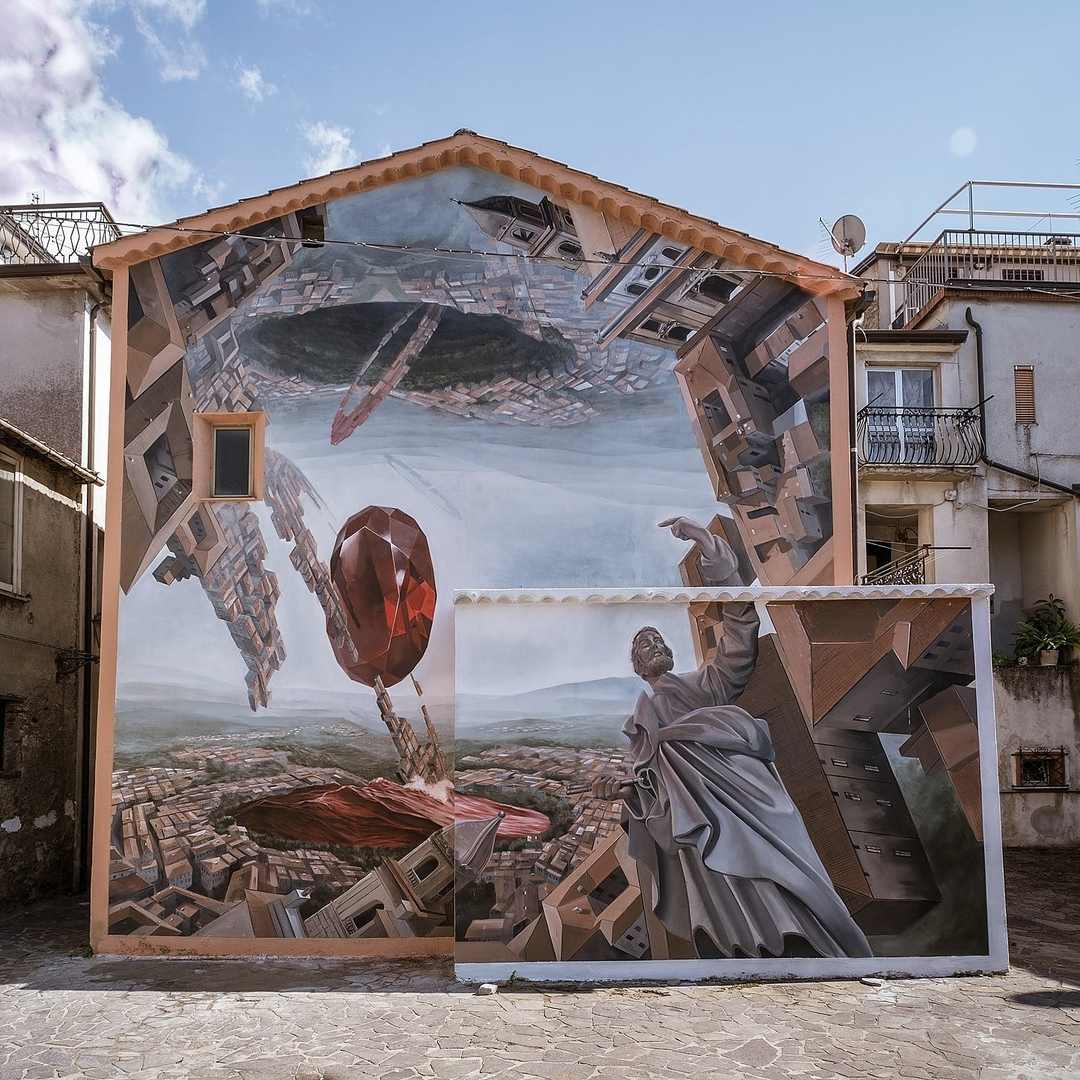 Vesod @ Rogliano, Italy