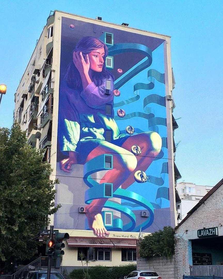 WD Drawing @ Tirana, Albania