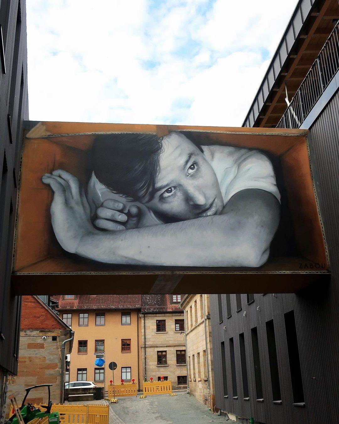 Zabou @ Bayreuth, Germany