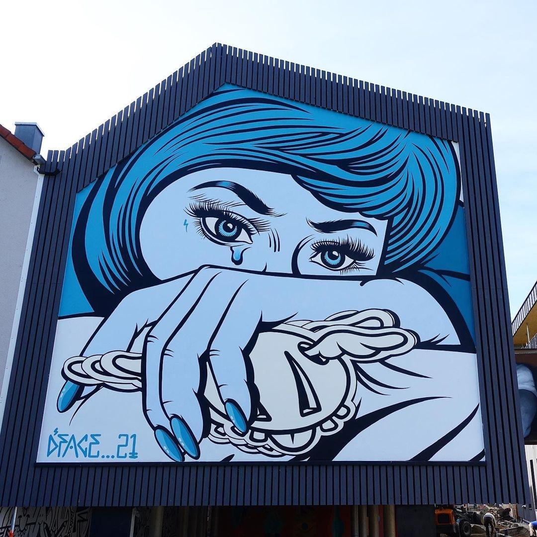 DFace @ Bayreuth, Germany