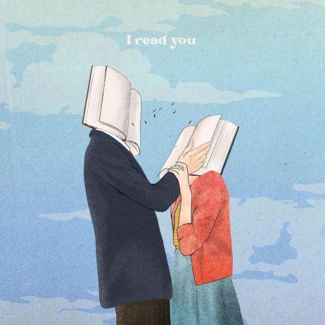 """I Read You"" by Giulia Rosa"