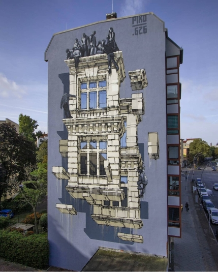 Isra Moreno @ Berlin, Germany