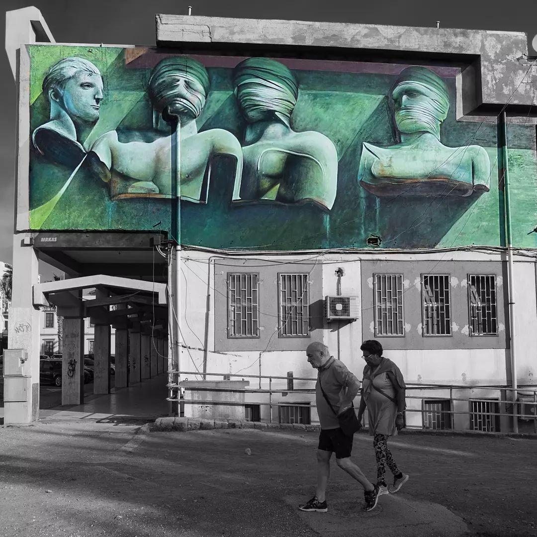 Kas Art @ Pompei, Italy