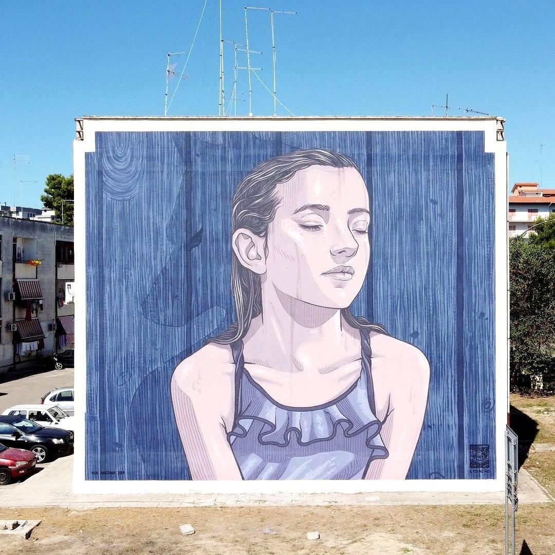 Lidia Cao @ Taranto, Italy
