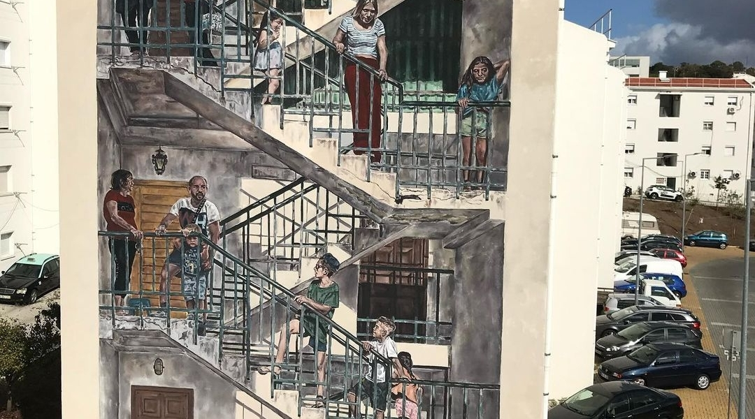 Mariana Duarte Santos @ Lisbon, Portugal