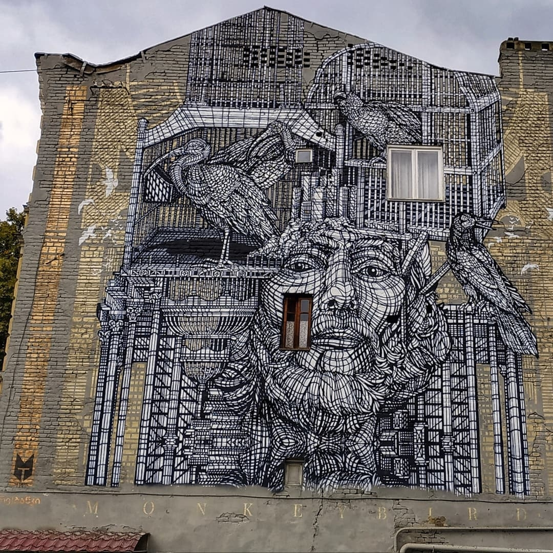 MonkeyBird @ Tbilisi, Georgia