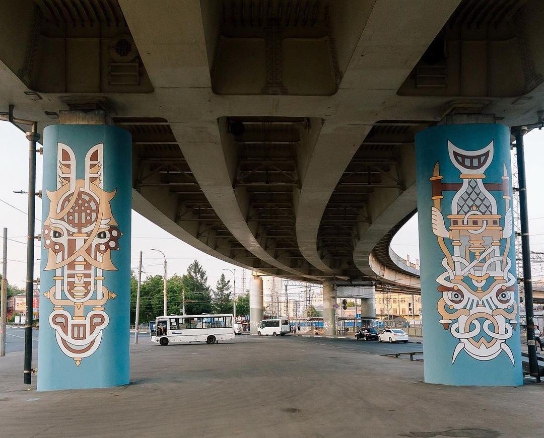 Stepa Aifo + Alina Aifo @ Nizhny Novgorod, Russia